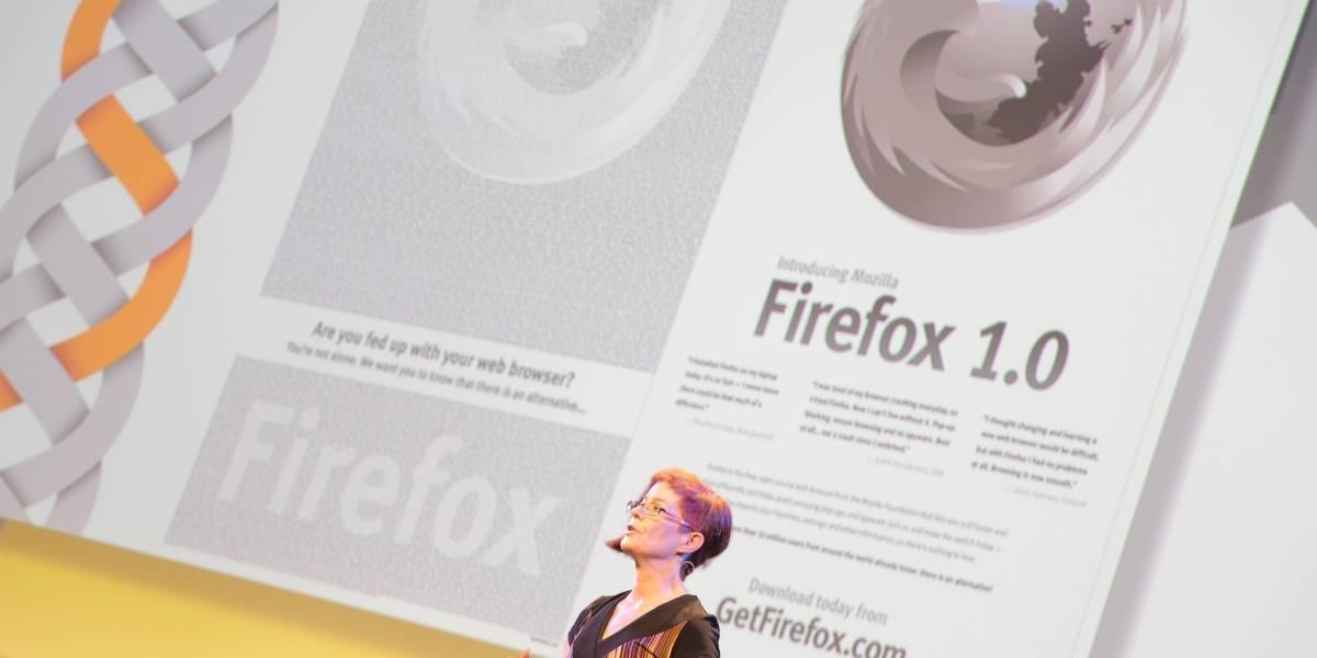 ¡Felices 10 años Firefox!