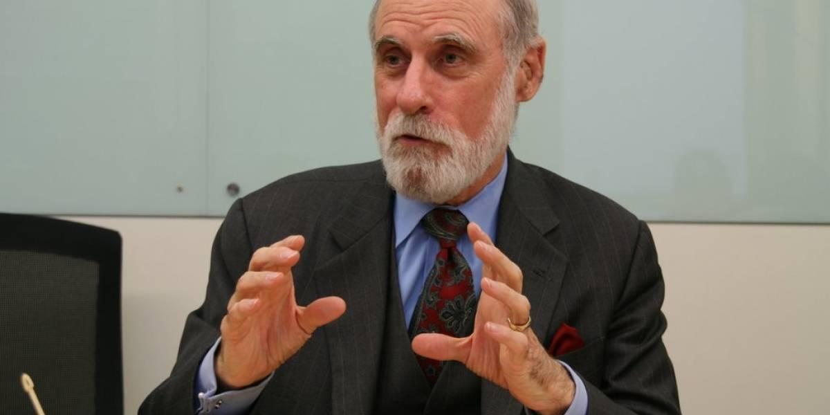 Vint Cerf argumenta que la privacidad es una anomalía