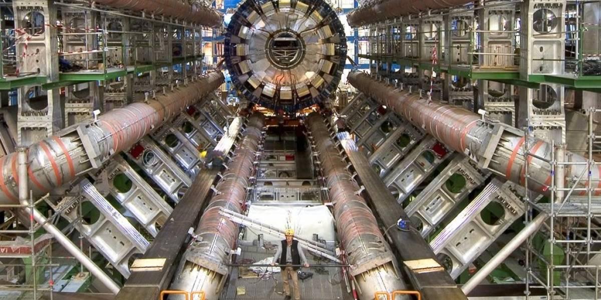 CERN abre sus datos y los libera bajo dominio público