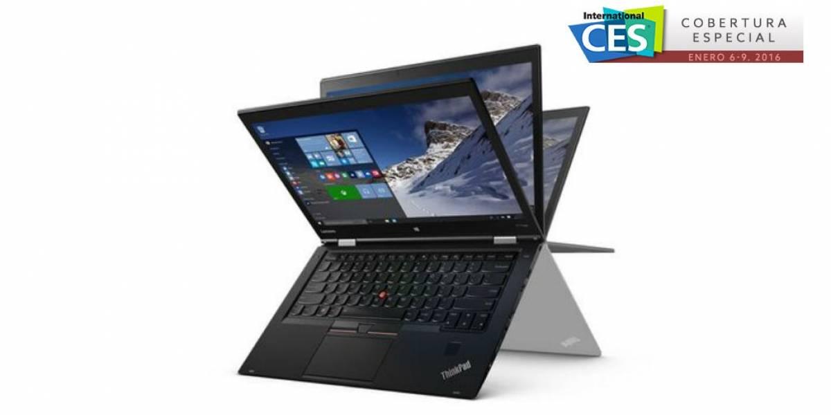 Lenovo anuncia el primer portátil con pantalla OLED #CES2016