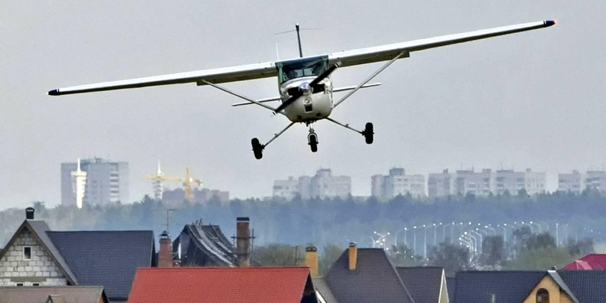 La CIA ayudó al programa de espionaje móvil de aviones Cessna