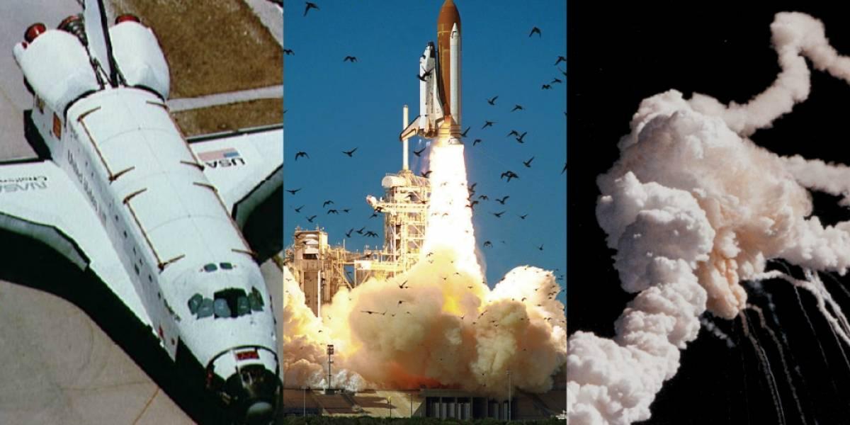 A 30 años del desastre del transbordador Challenger
