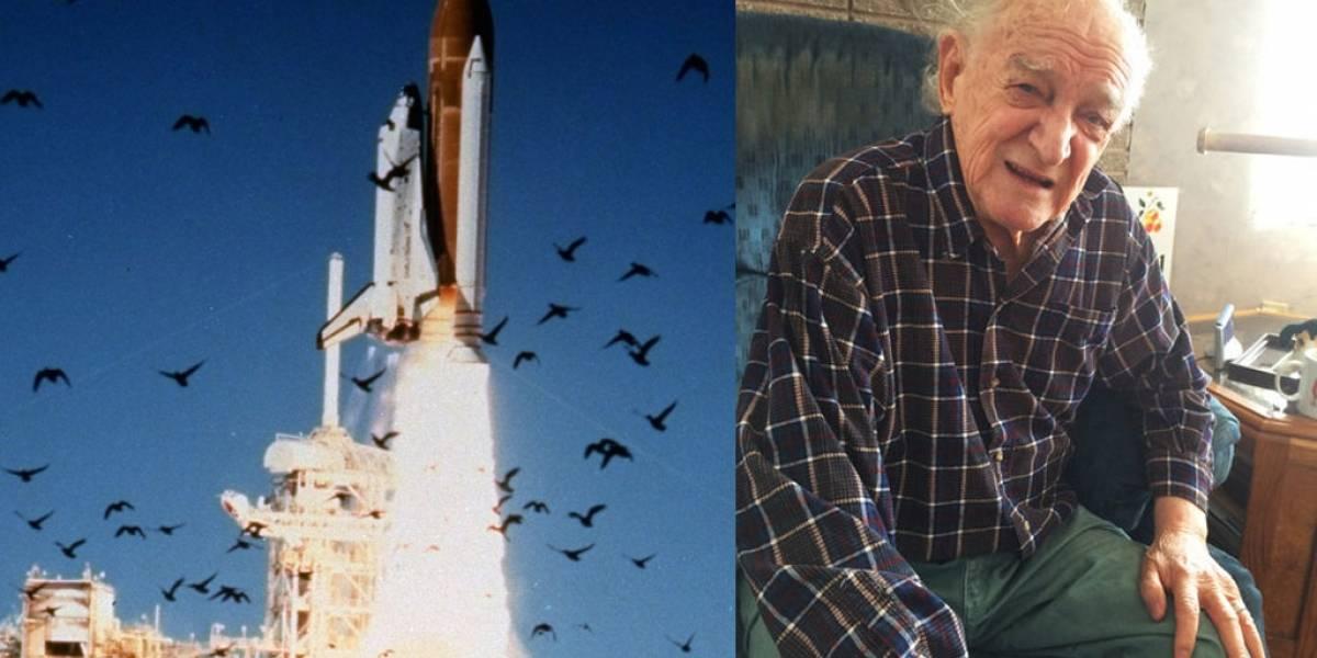 Habla Bob Ebeling, el ingeniero que predijo explosión del Challenger