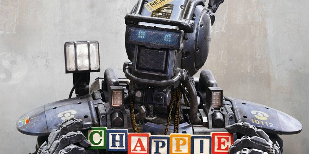 Primer tráiler de Chappie, filme del creador de District 9