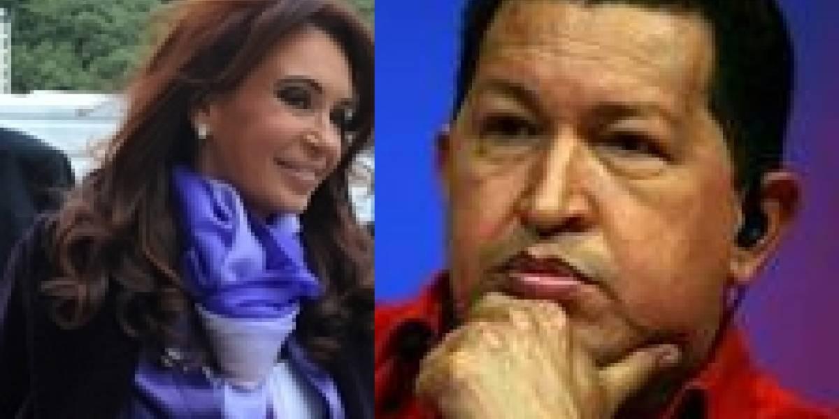 Cristina y Chávez: los Presidentes más fanáticos de Twitter