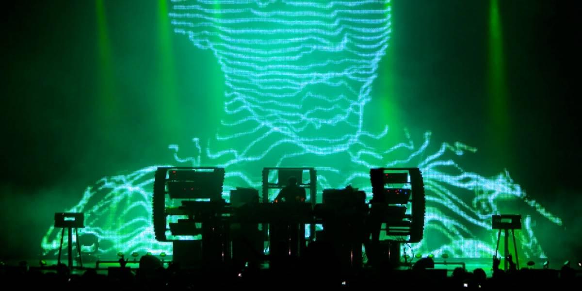 Festival SonarSound Santiago 2015: música electrónica e innovación