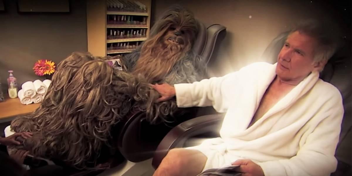Película de Han Solo mostraría cómo se hizo amigo de Chewbacca