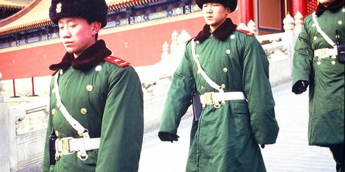 """China """"secuestró"""" parte del tráfico de Internet en abril"""