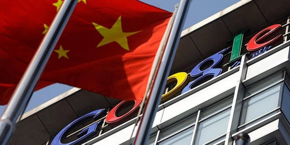 China bloqueó acceso a Google en medio del Congreso del Partido Comunista