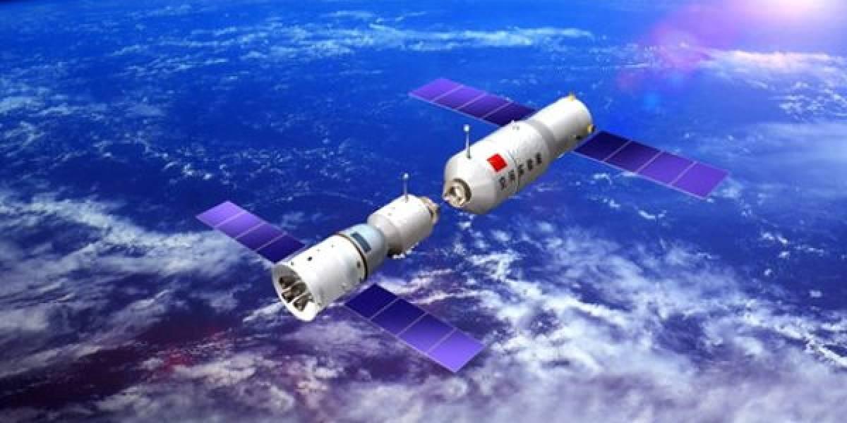 China comenzó la construcción de su Estación Espacial