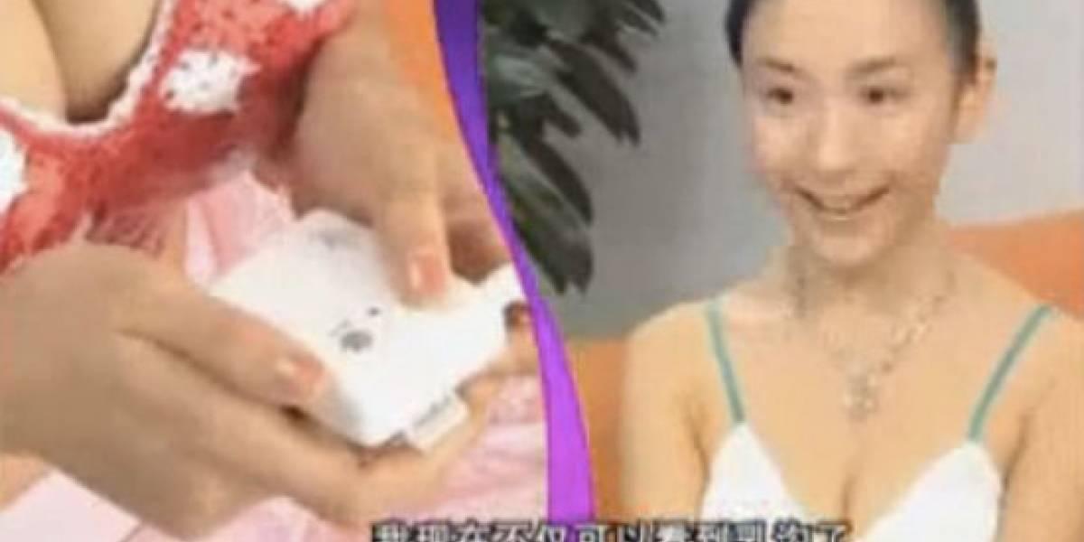 Los chinos ya tienen la clave para la turgencia mamaria sin bisturí (o eso creen)