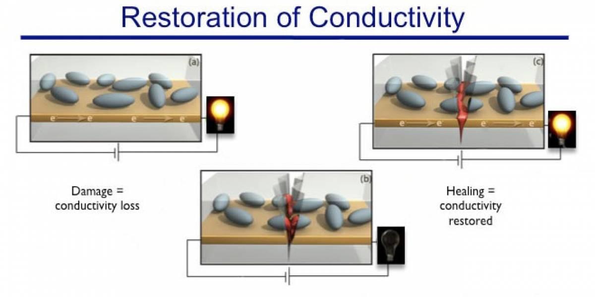 Ingenieros crean chips que se regeneran automáticamente; Skynet sonrie