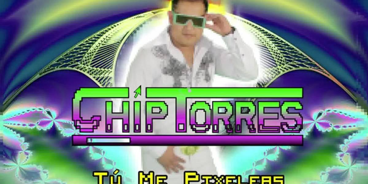 México: Tu me Pixeleas es el nuevo éxito del Chip Torres