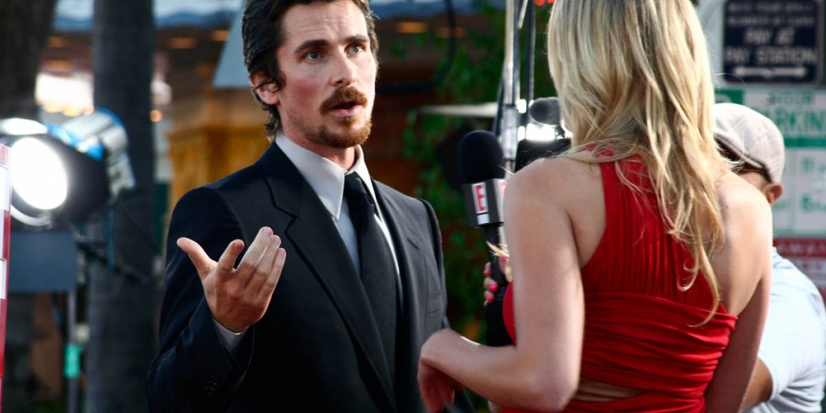 Christian Bale podría interpretar a Steve Jobs