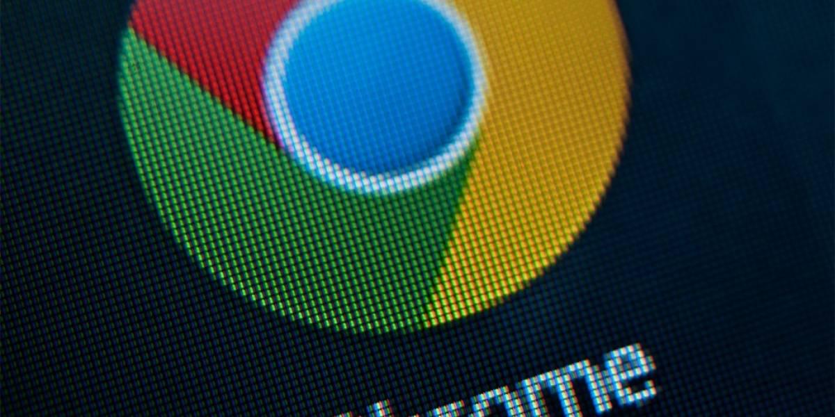 Chrome no protege las contraseñas guardadas en el navegador