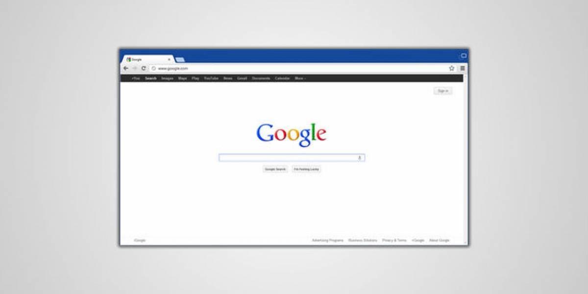 """""""Chrome para Metro"""" estará disponible en la próxima versión de desarrollo"""