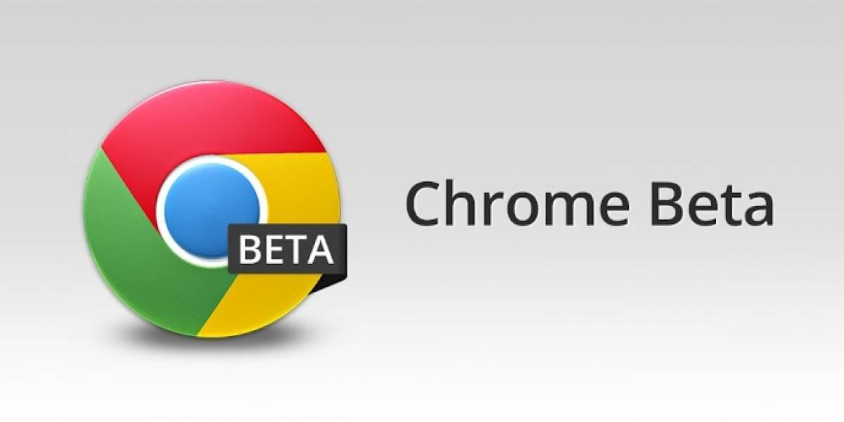 Chrome ahora sincronizará las contraseñas en todos los distintos clientes del navegador