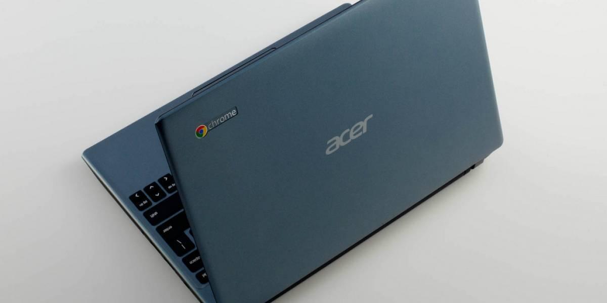 Ventas de Chromebook aumentaron un 79% en 2014 según Gartner