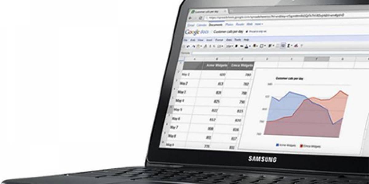 Los Chromebooks estarán en España la próxima semana