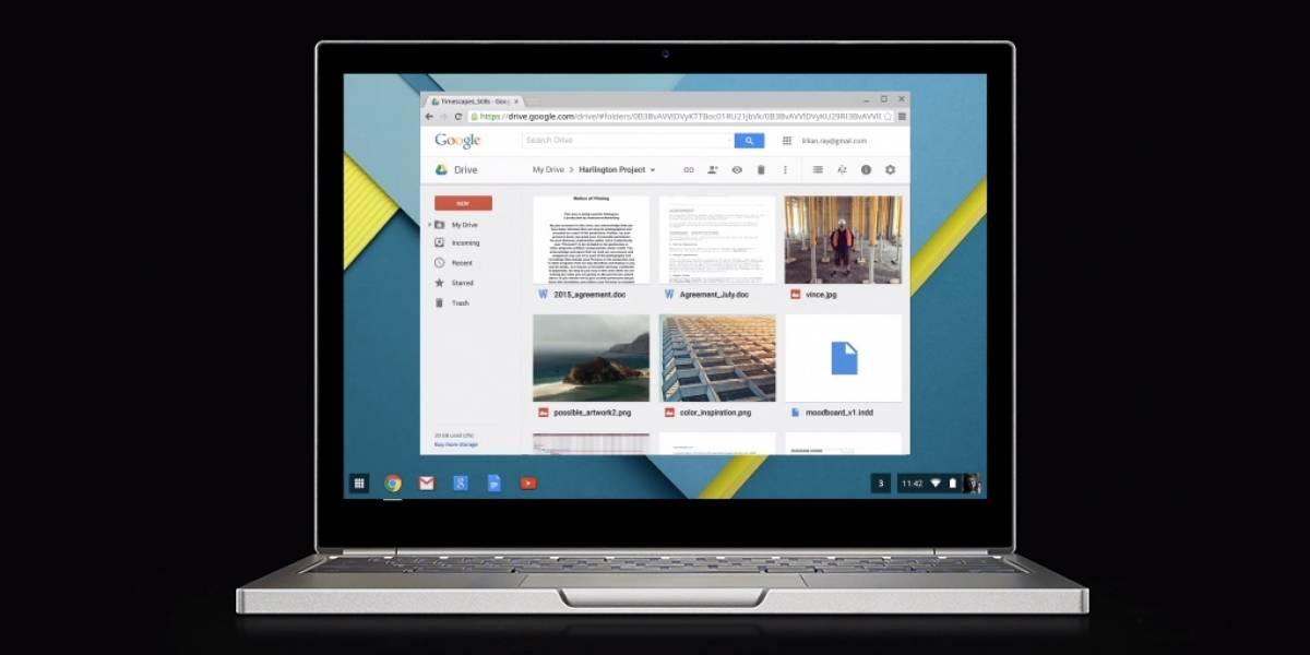 Google lanza un nuevo Chromebook Pixel con dos puertos USB-C