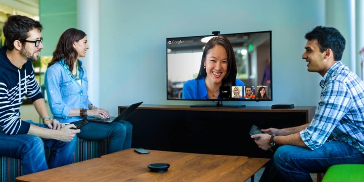 Google lanza Chromebox especial para videoconferencias por USD$999