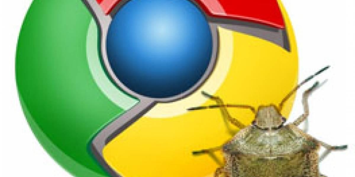 "Google Chrome encabeza la lista ""Dirty Dozen"" de aplicaciones más vulnerables"