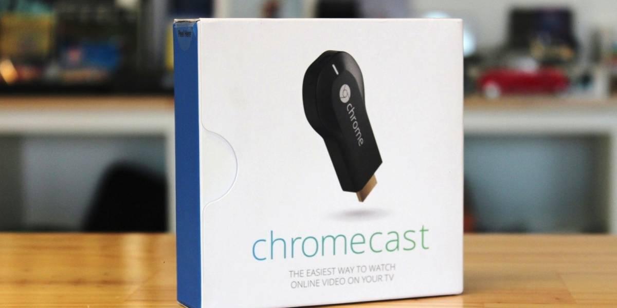 Chromecast ya se vende en más países, España incluido