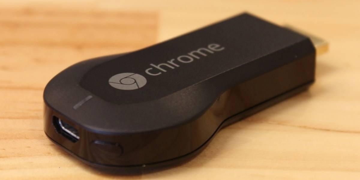 Chromecast supera los 400 millones de streamings en su primer año