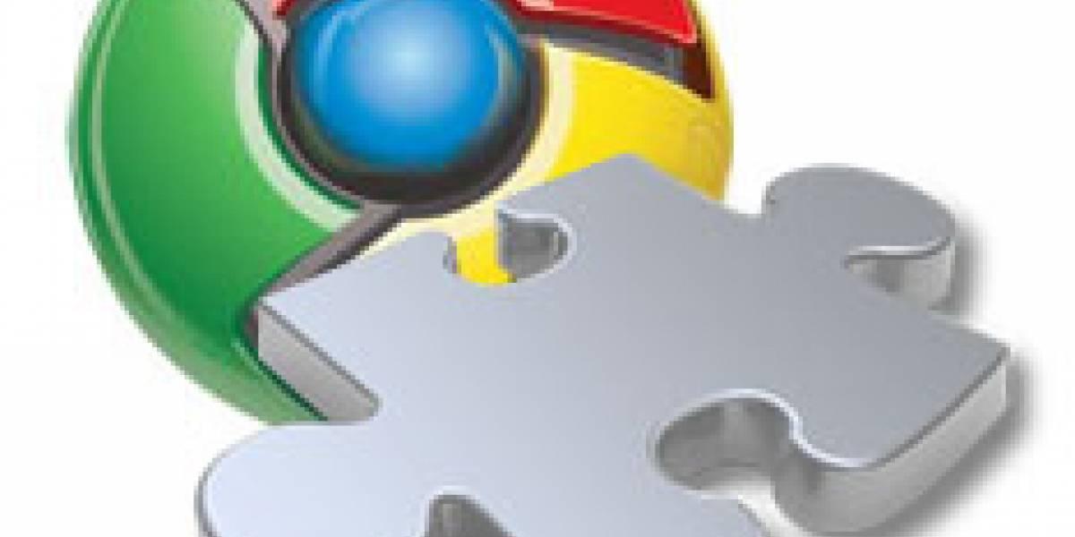 Las primeras extensiones de Google Chrome