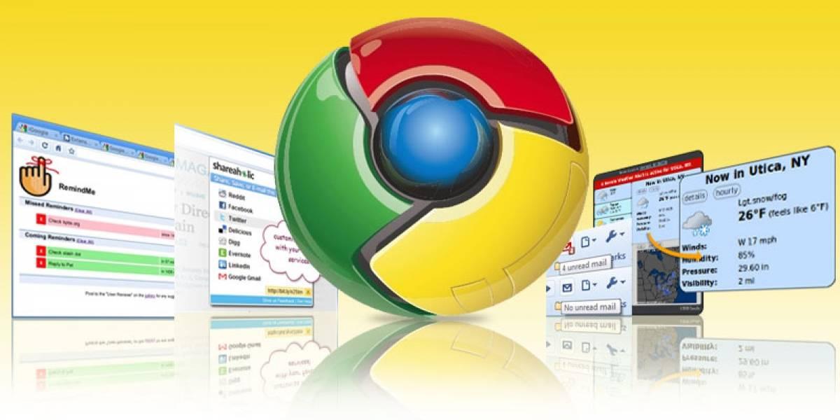 27 de 100 extensiones de Chrome presentan vulnerabilidades