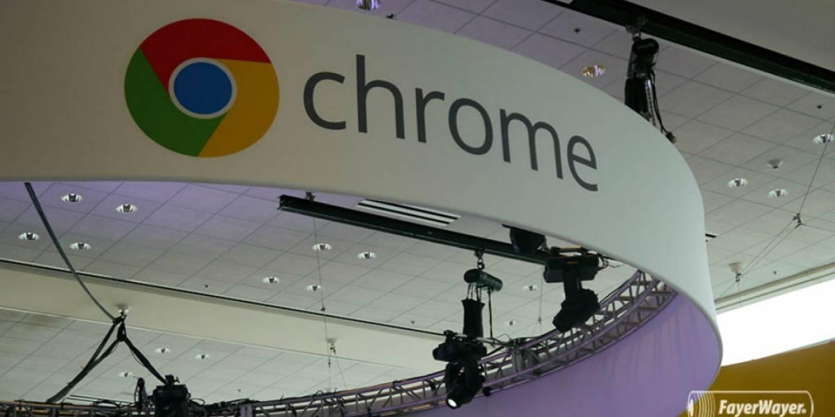 Como deshacerse del botón más molesto de Chrome