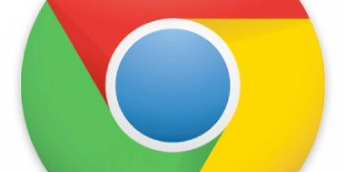 Google lanzó la versión estable de Chrome 12