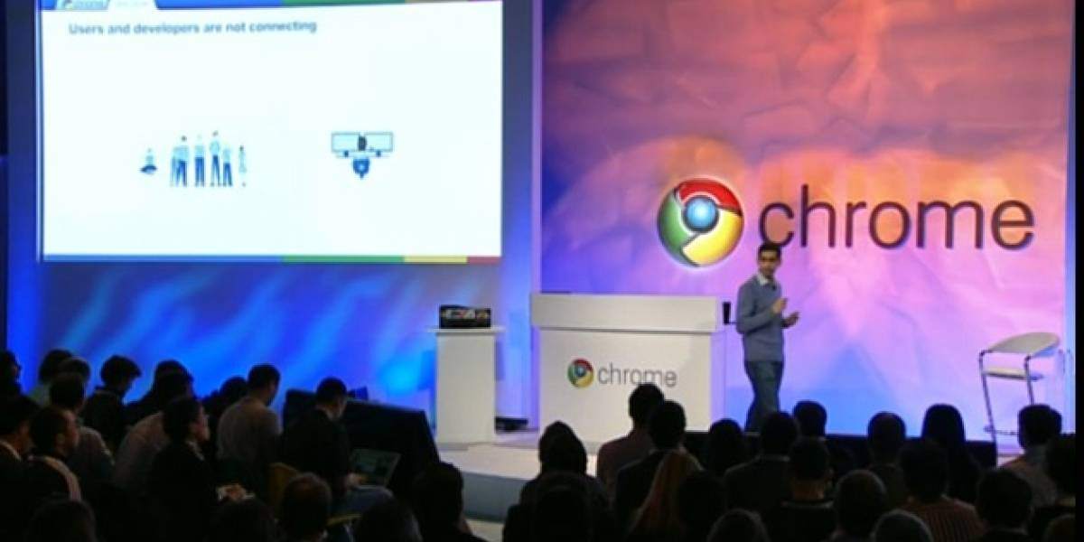 Google reveló Chrome OS [FW Live]