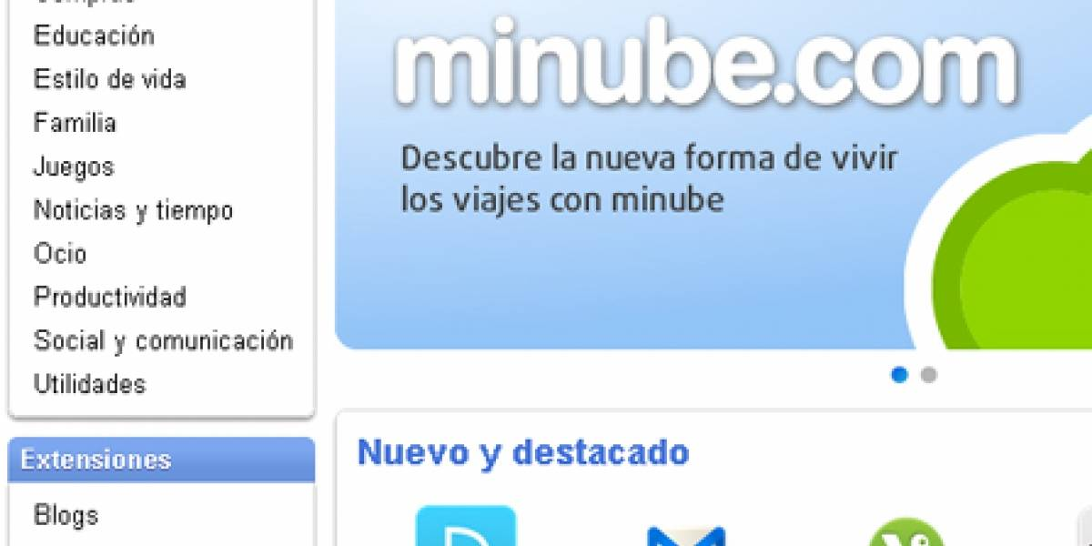 La Chrome Web Store ya está disponible en España