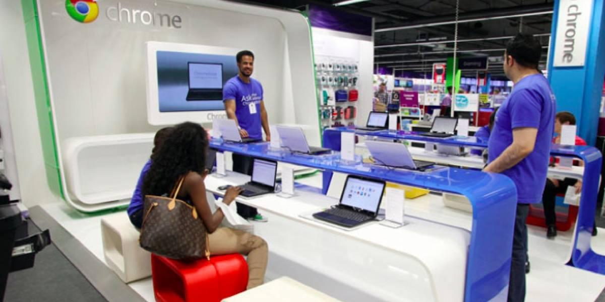 """Chromezone: la primera """"tienda"""" física de Google"""