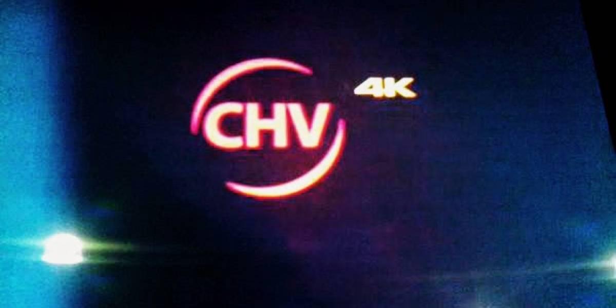 Chilevisión realiza pruebas de transmisión en 4K durante el Festival de Viña del Mar