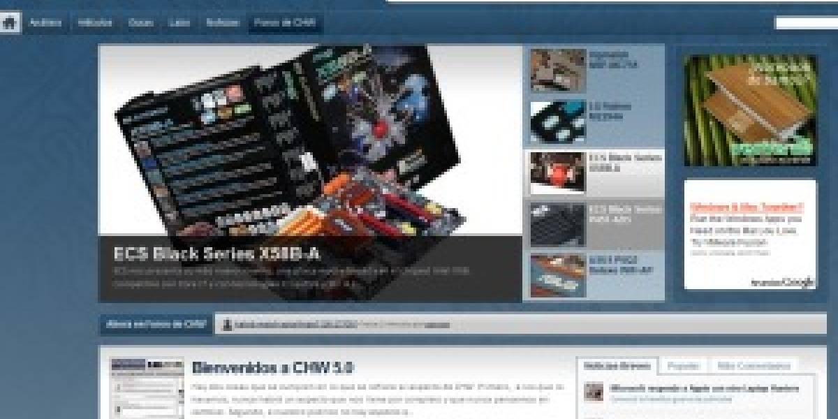 Betazeta lanza CHW 5.0