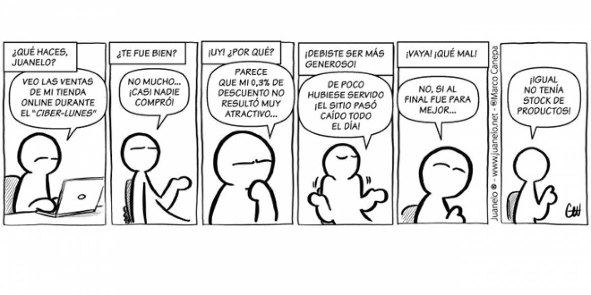 Ciber Lunes - Juanelo