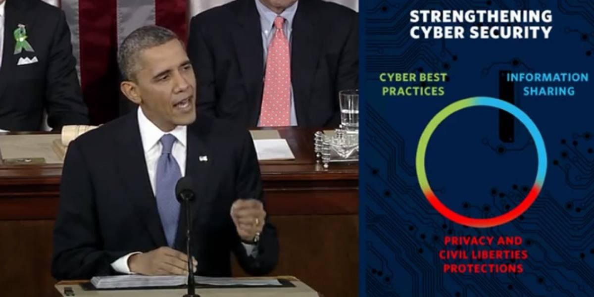Obama firma decreto de ciberseguridad para enfrentar los ciberataques a Estados Unidos