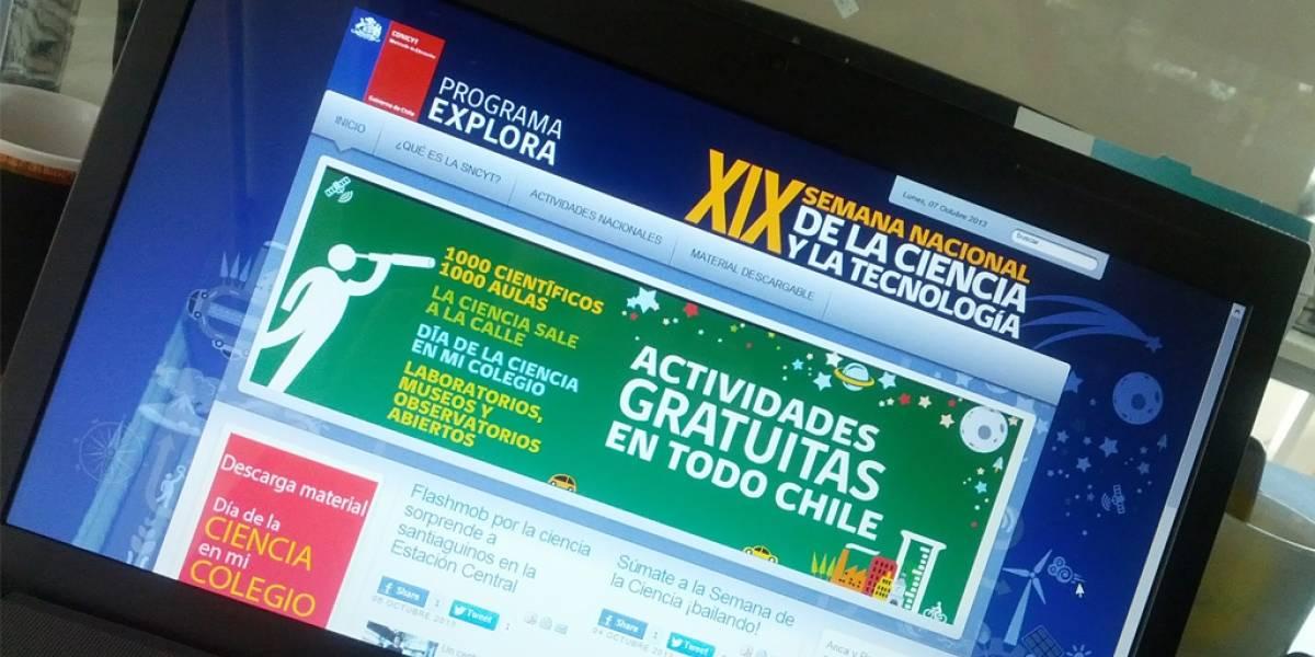 Chile celebra la XIX Semana Nacional de la Ciencia y Tecnología