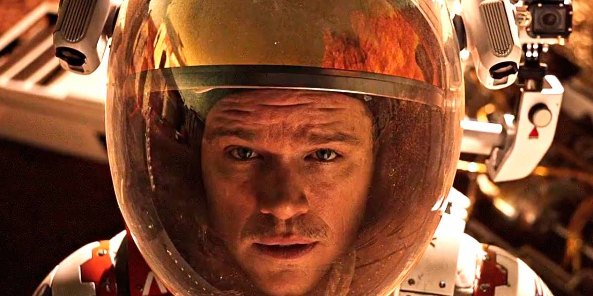 Cinco razones para no perderte The Martian