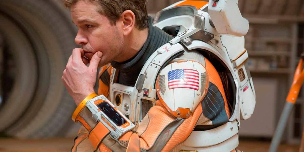 NASA hará equipo con Marina de EE.UU. para preparar misión a Marte