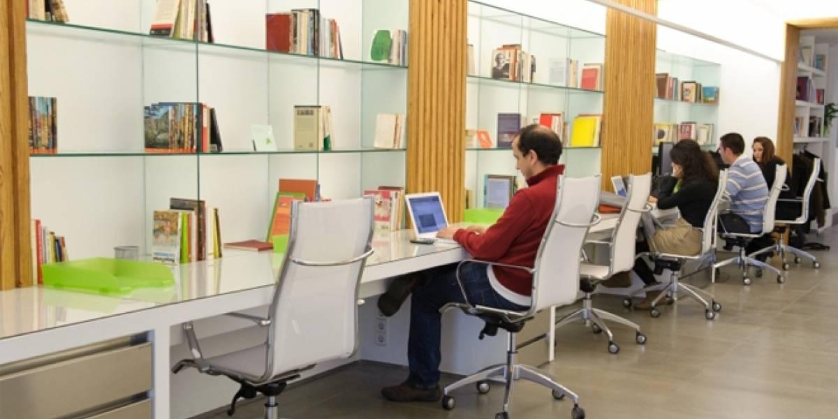 España: Una oficina para Startups en el centro de Madrid por 1 euro al mes