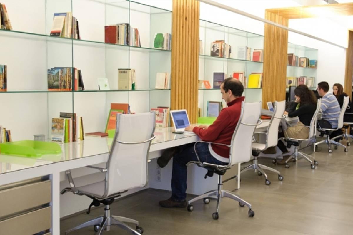 Espa a una oficina para startups en el centro de madrid for Oficina madrid centro