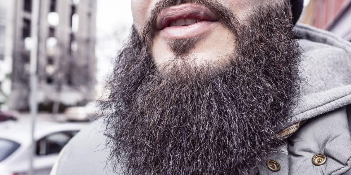 La ciencia ha hablado: la barba es tan limpia como un inodoro