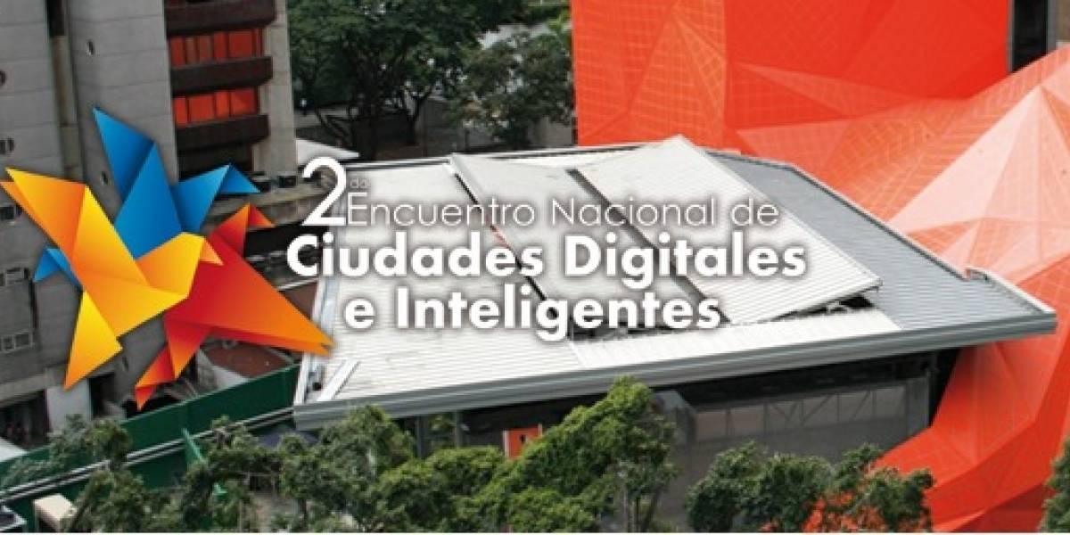Venezuela: Encuentro Nacional de Ciudades Digitales e Inteligentes