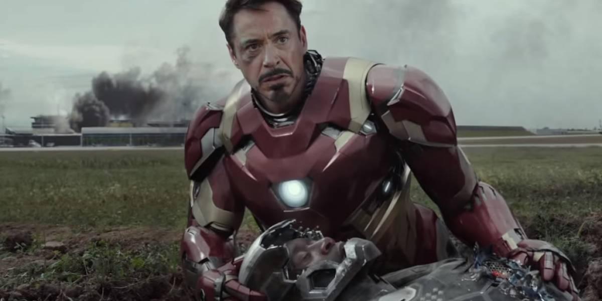 Marvel libera primer tráiler de Captain America: Civil War