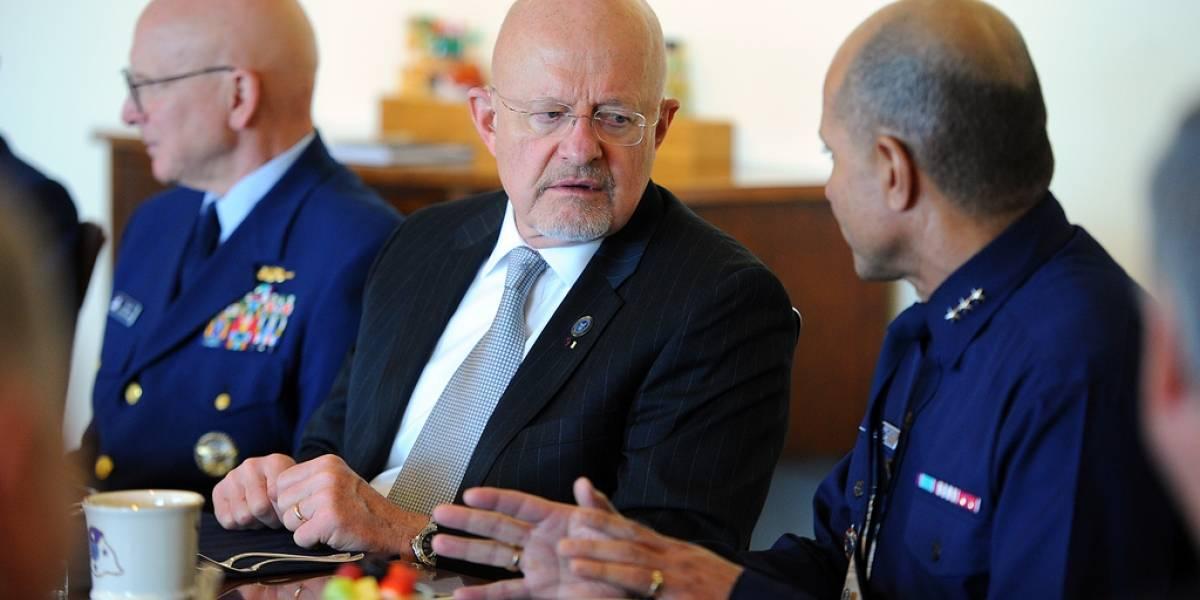 Jefe de Inteligencia de EE.UU: Deberíamos haber sido más transparentes con la vigilancia