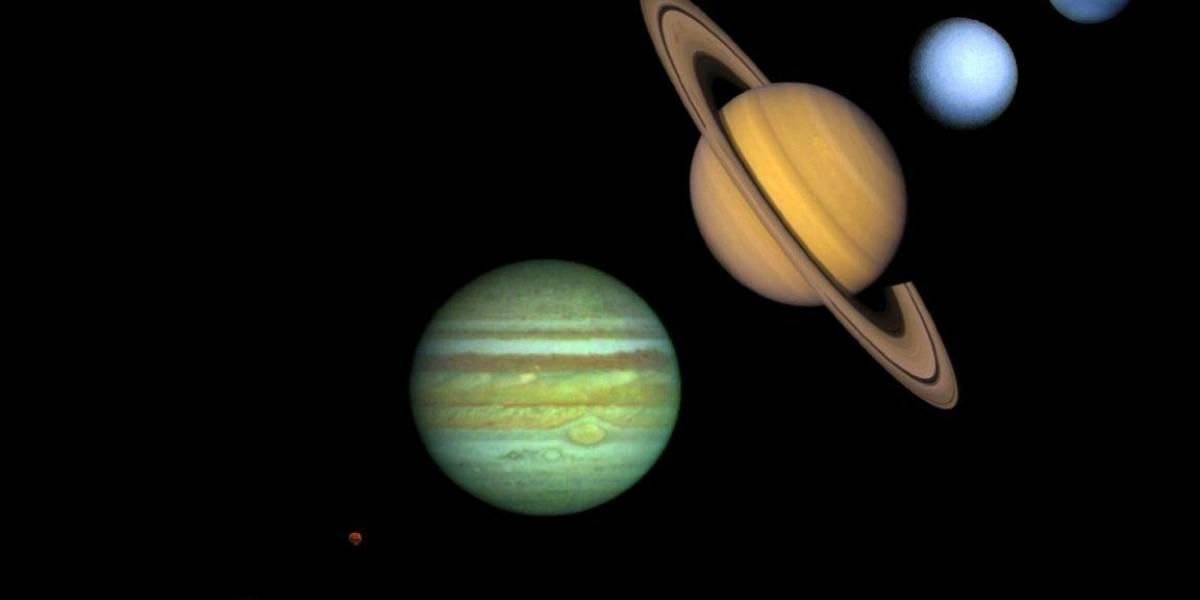 ¿Quieres saber cuál es tu edad en otros planetas?