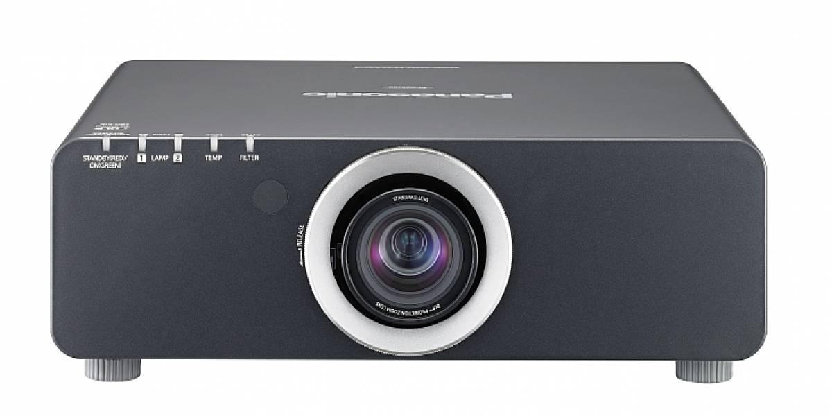 México: Nuevos videoproyectores profesionales DLP 1 Chip de Panasonic